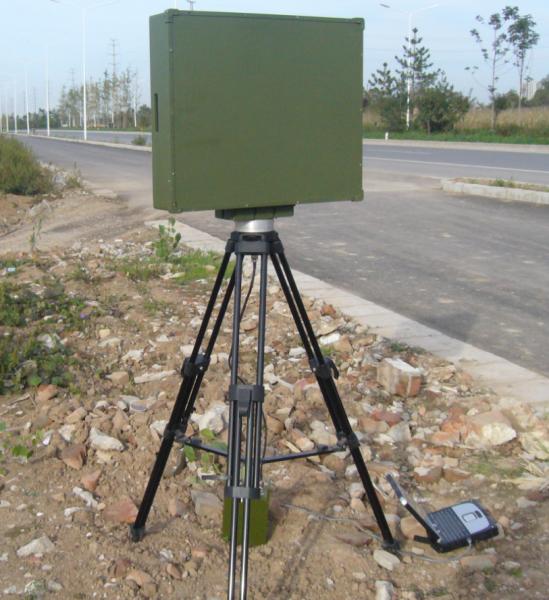 便携式多用途监测雷达